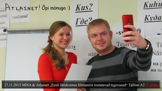 Eesti keele kursused Tallinnas (tasuta)