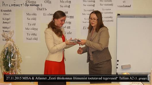 Eesi keele kursused Tallinnas