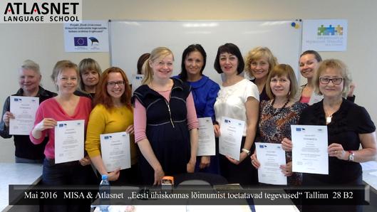 Eesti keele kursused Tallinnas B2