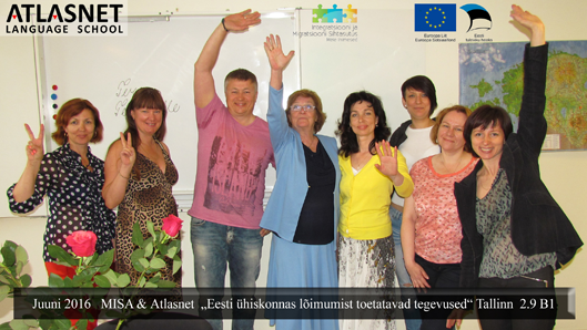 Eesti keele kursused Tallinnas MISA