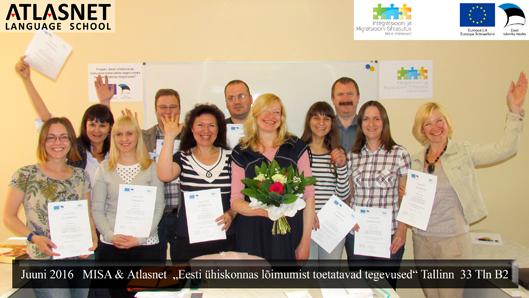 Atlasnet! Eesti keele kursused Tallinnas:)