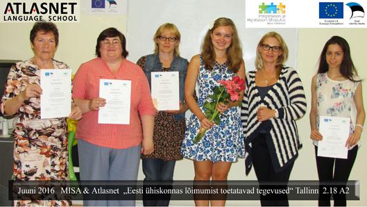 Eesti keele kursused Tallinnas. Atlasnet