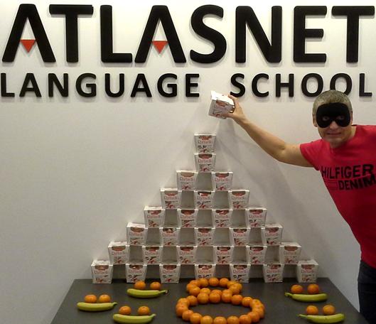 С 8 Марта! Поздравление от Atlasnet:)