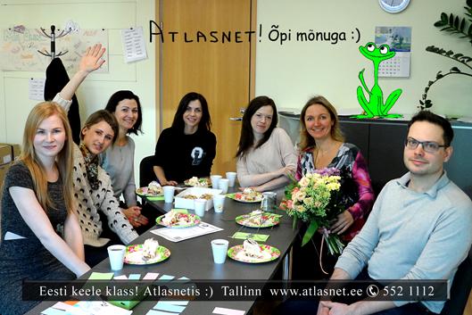 Eesti keele kursused
