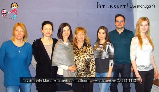 Eesti keele kursused Atlasnetis B1