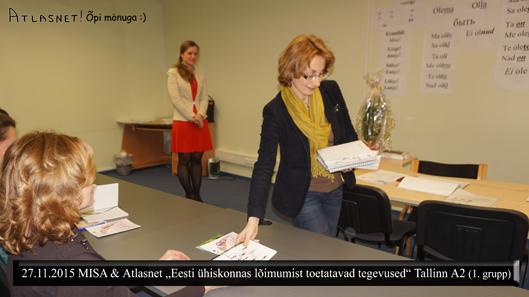 MISA Eesti keele kursused Tallinnas (tasuta)