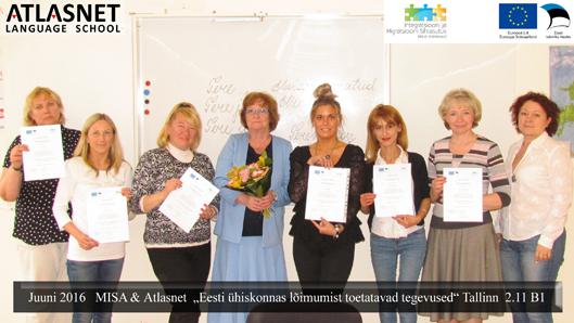 Eesti keele kursused Tallinnas Atlasnet