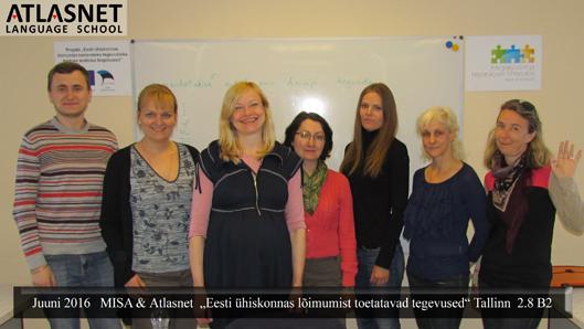 Eesti keele kursused Tallinnas Kesklinn