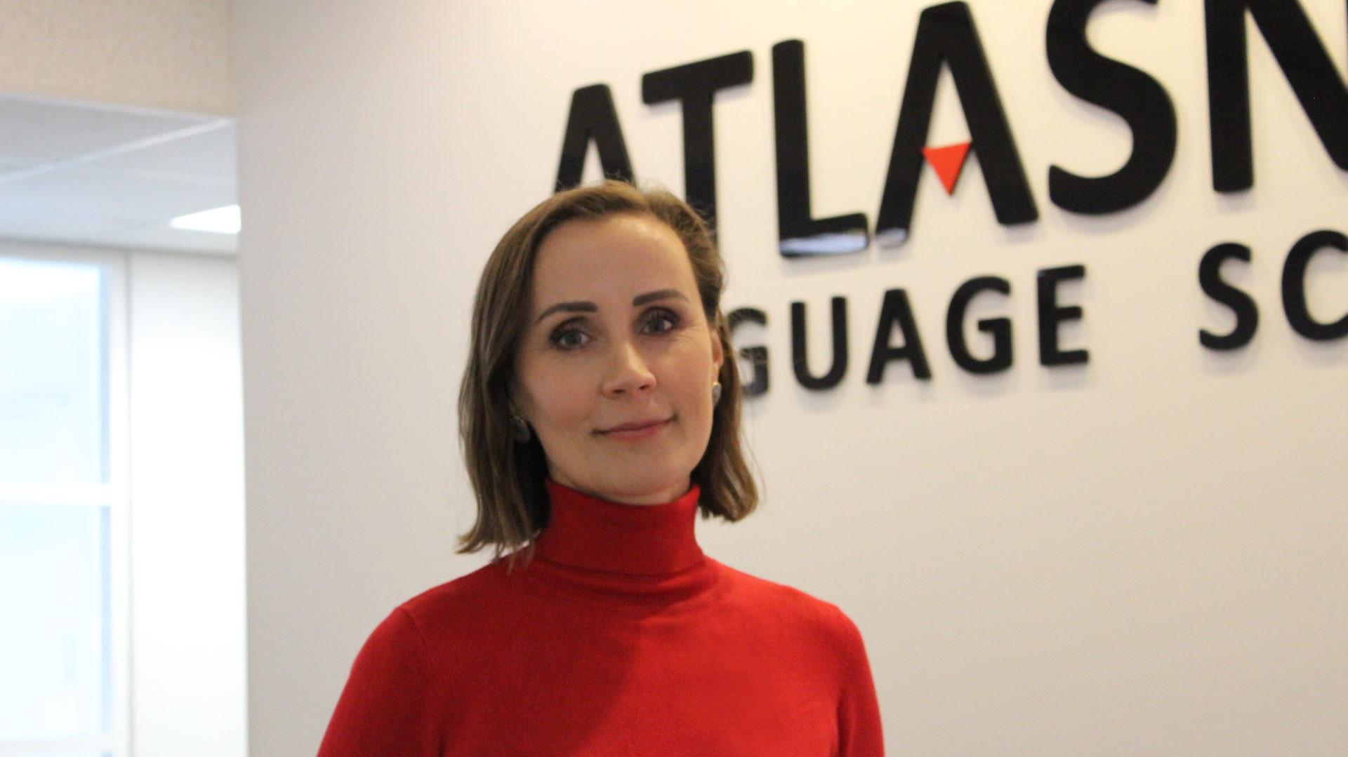 besplatnoe testirovanie dlya ocenki urovnya yazyka v shkole yazykov atlasnet v gorode tallinn